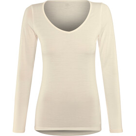 Icebreaker Siren LS Sweetheart Top Women, snow